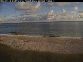 Great Guana Cay webcam - Nippers Beach webcam, Abaco, Abaco