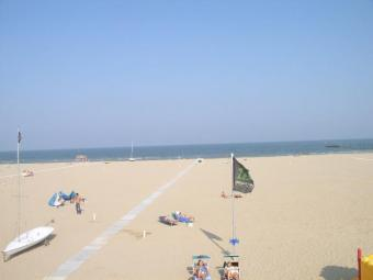 Rimini webcam - Remin plaza hotel  webcam, Emilia-Romagna, Rimini
