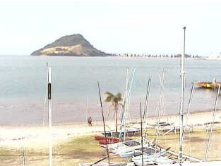 Tauranga webcam - Mount Wave webcam, Bay of Plenty, Tauranga
