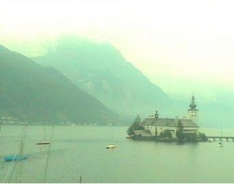 Gmunden webcam - Gmunden Castle Place webcam, Upper Austria, Gmunden