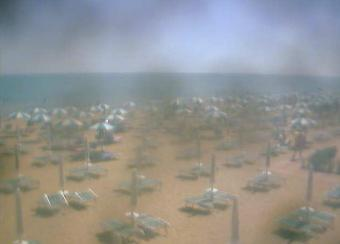 Jesolo webcam - Jesolo Green Beach webcam, Venetia, Venice