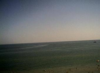 Jesolo webcam - Hotel Las Vegas webcam, Venetia, Venice