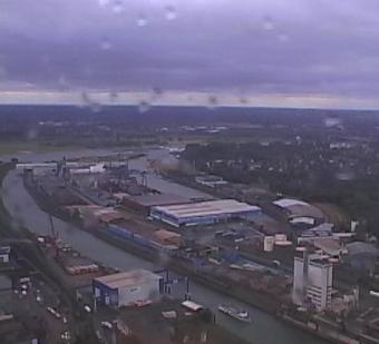 Duisburg webcam - Duisburg North West webcam, North Rhine-Westphalia, Duesseldorf