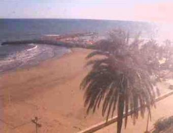 Torreblanca webcam - Torrenostra beach webcam, Valencia, Castellon