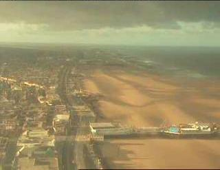Blackpool webcam - Blackpool webcam, England, Lancashire