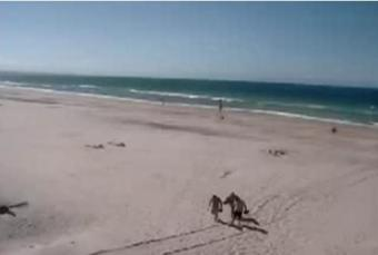 Rainbow Beach webcam - Rainbow Beach webcam, Queensland, South East Queensland