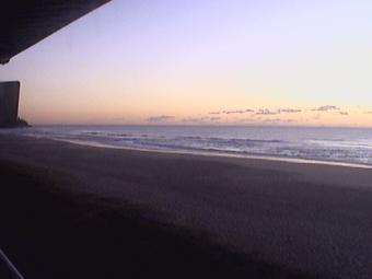 Sunshine Beach webcam - Sunshine Beach Surf Lifesaving Club webcam, Queensland, Noosa