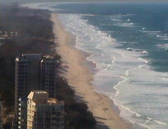 Main Beach webcam - Narrowneck webcam, Queensland, Gold Coast