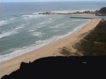 Palm Beach webcam - Palm Beach webcam, Queensland, Gold Coast