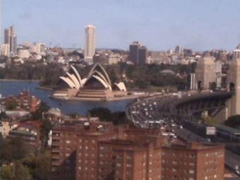 Sydney webcam - Sydney Harbour, NSW webcam, New South Wales , Sydney