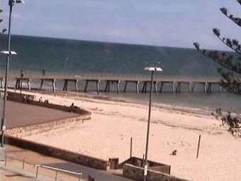 Glenelg webcam - Glenelg webcam, South Australia, Adelaide