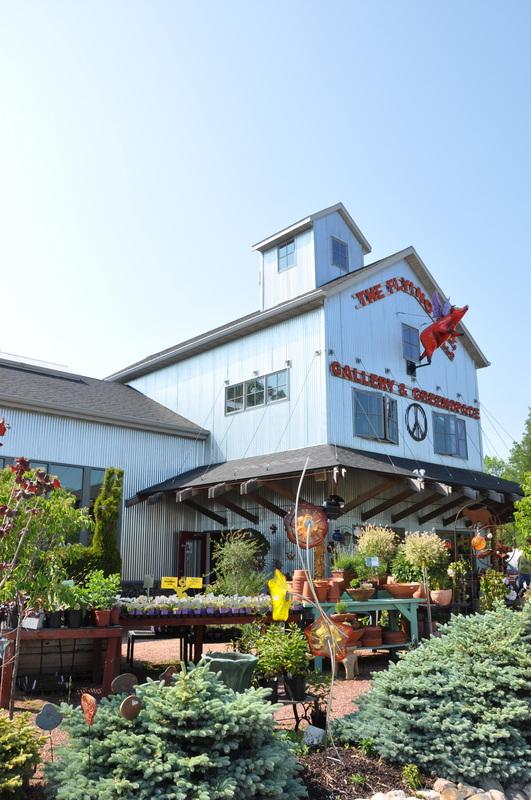 The flying pig gallery and greenspace in algoma kewaunee