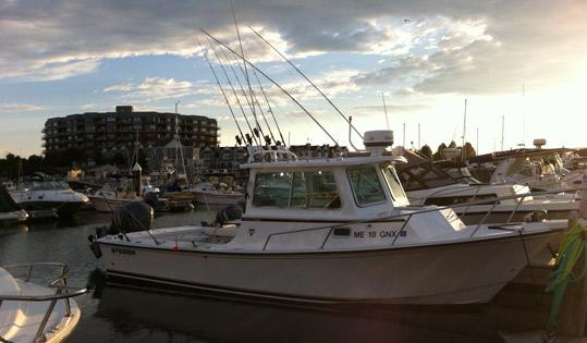 morning flight charters in south portland cumberland On deep sea fishing portland maine