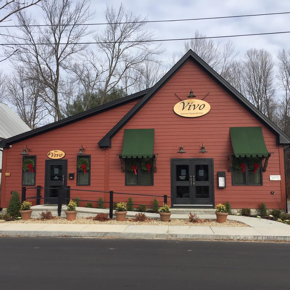 Restaurants Italian Near Me: Vivo Country Italian Kitchen And Bar In Bridgton