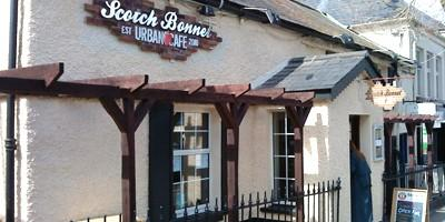 Scotch Bonnet Urban Cafe Menu