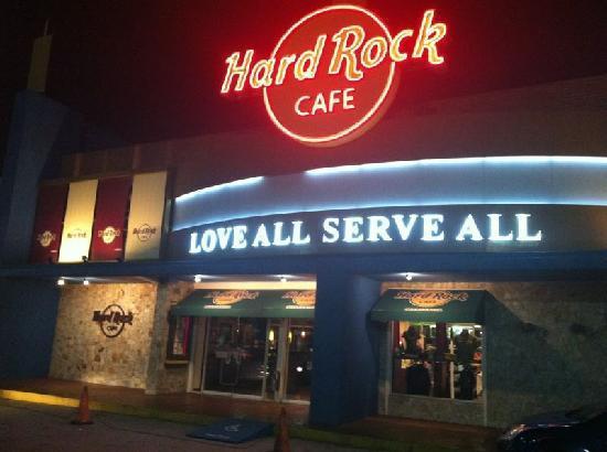 Hard Rock Cafe Margarita Porlamar Venezuela