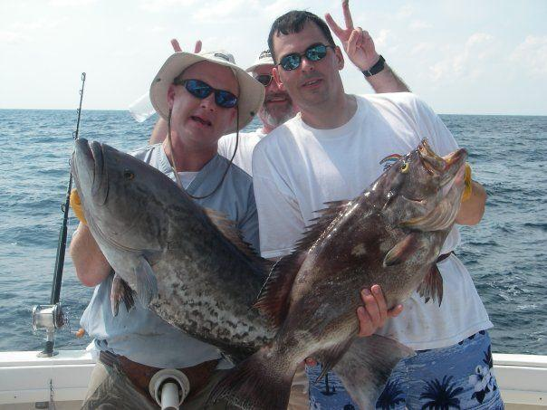 Cherece iv charters in grand isle jefferson parish for Grand isle fishing charters