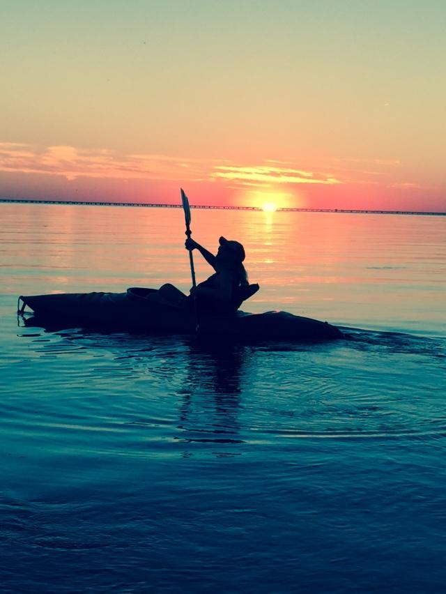 Swamp explorers in marrero jefferson parish united for Kayak fishing louisiana