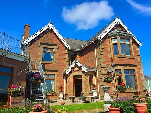 Thornbank House In Stranraer Dumfries And Galloway United Kingdom Bed And Breakfast Sauna