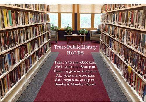 Truro Library Room Hire