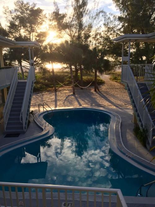 The Molloy Motel In Treasure Island Pinellas County