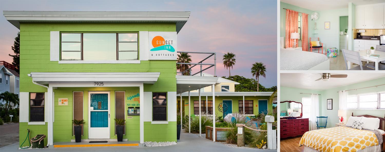 Penthouse Motel Treasure Island