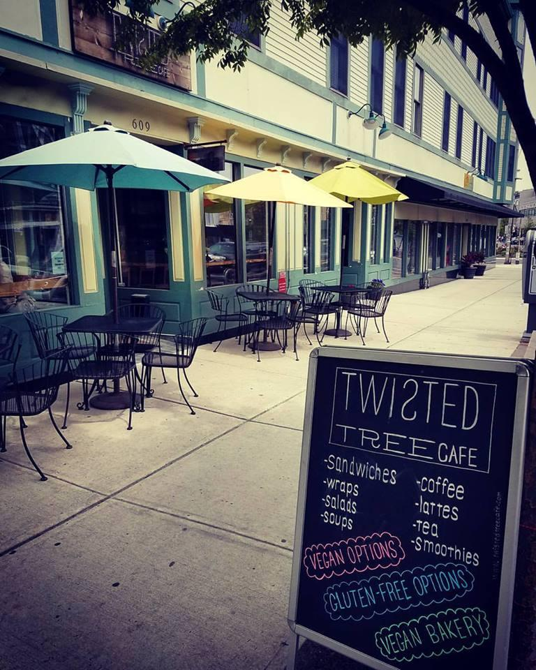 Twisted Tree Cafe Asbury Park