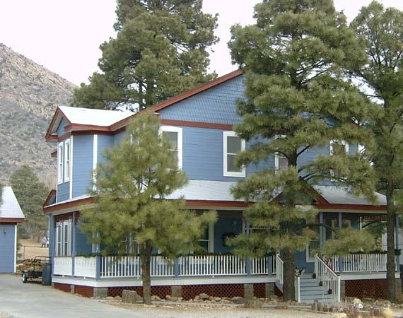 Starlight Pine Bed And Breakfast In Flagstaff Coconino