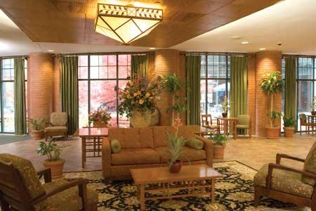 radisson hotel cleveland gateway in cleveland cuyahoga. Black Bedroom Furniture Sets. Home Design Ideas