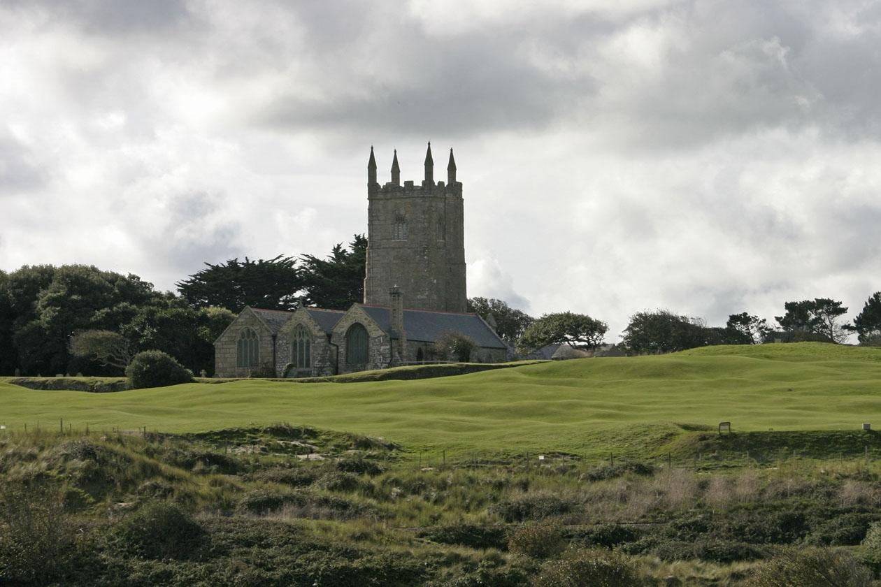 Saint Ives (Cornwall) United Kingdom  city photo : West Cornwall Golf Club in St Ives, Cornwall, United Kingdom | Golf