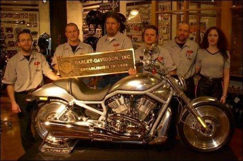 Biggest Harley Davidson Dealer In The World