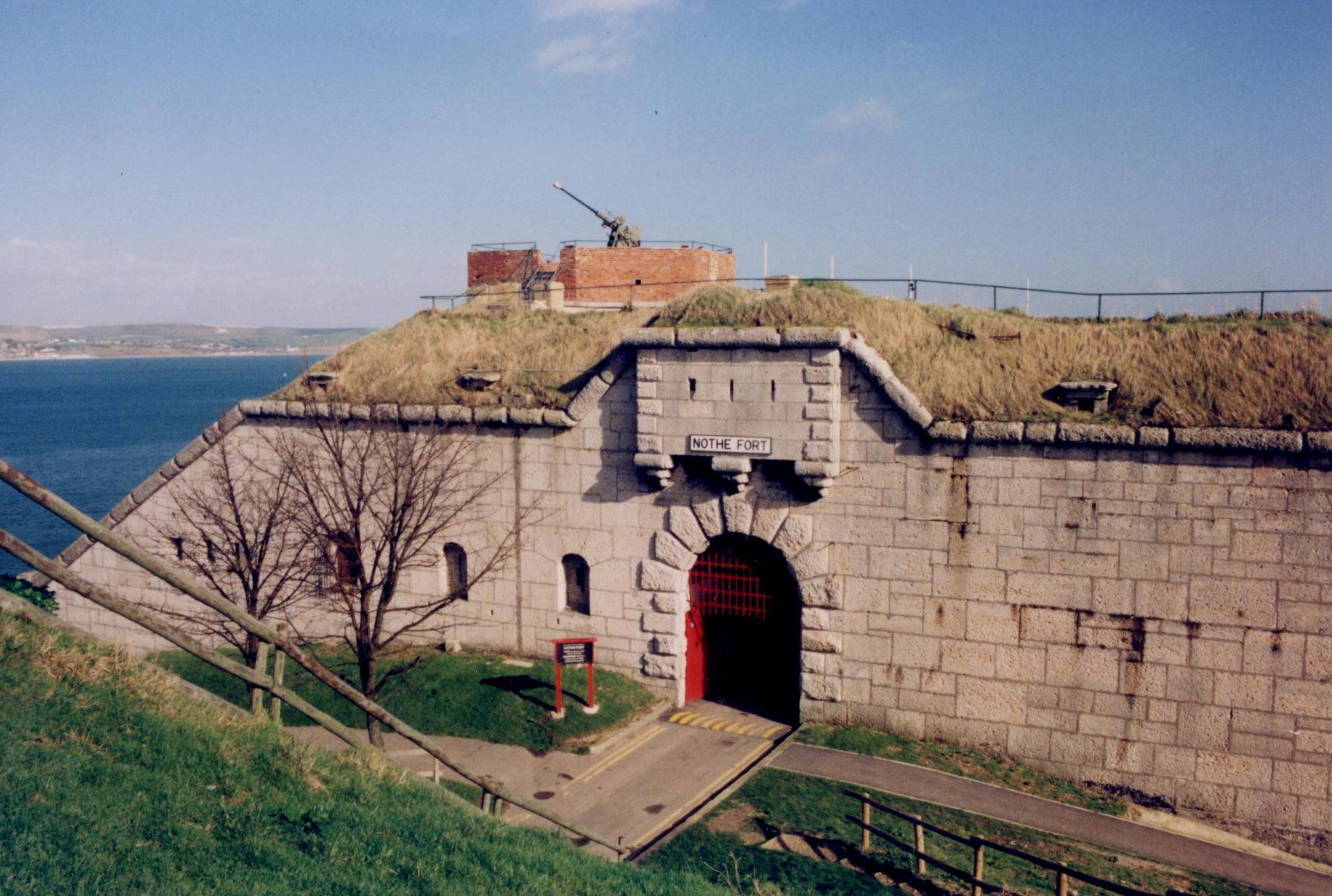 Dorset United Kingdom  city photos : Nothe Fort in Weymouth, Dorset, United Kingdom | Fort