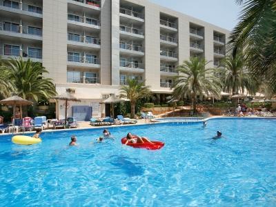 Hotel Cosmopolitan In Playa De Palma Majorca Spain