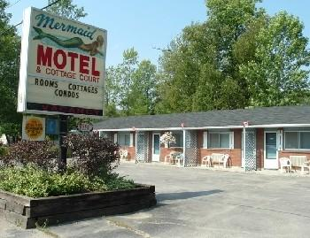 Mermaid Motel And Cottage Court
