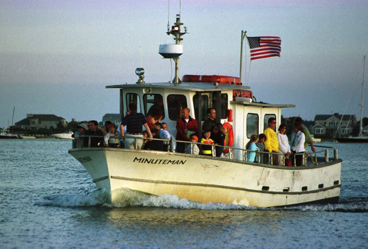 Patriot party boats in falmouth barnstable county united for Cape cod fishing party boats