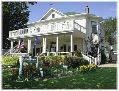 Colonial Gardens Bed And Breakfast Door County