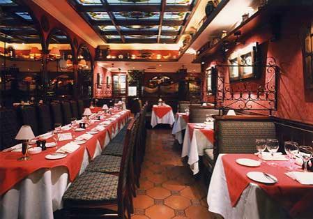 L Ariosto Restaurant Glasgow