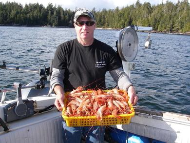 Rocky point charters in bamfield british columbia canada for Rocky point fishing charters