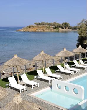ammos hotel in chania crete greece hotel resort retreat beach resort beach hotel. Black Bedroom Furniture Sets. Home Design Ideas
