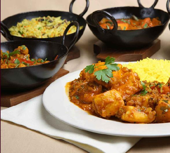Shahjahan indian restaurant in seaford east sussex for Cuisine a la carte