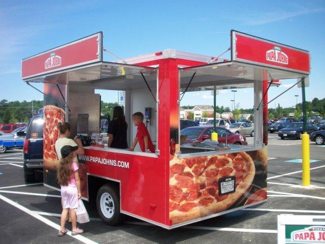 Papa John 39 S Pizza Vending In Chesapeake Beach Calvert County United States Fast Food Pizza