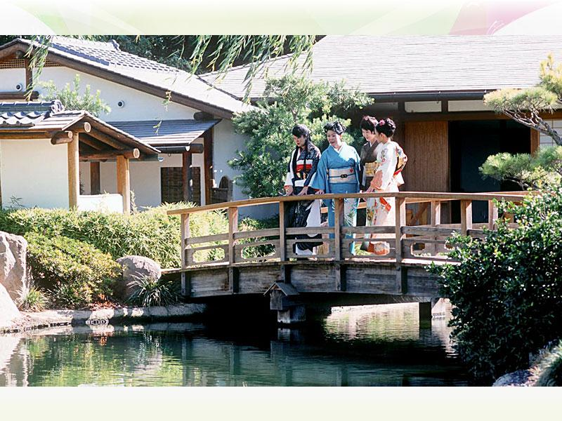 The Japanese Garden Facility Rental In Van Nuys Los Angeles County United States Event