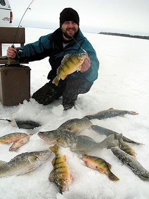 Devils lake guides and outfitters in devils lake ramsey for Best states for hunting and fishing