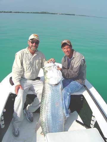 Captain jim bennett in duck key monroe county united for Duck key fishing charters