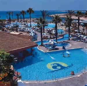 Adams Beach Hotel In Ayia Napa Famagusta District Cyprus Restaurant Piano Bar Spa