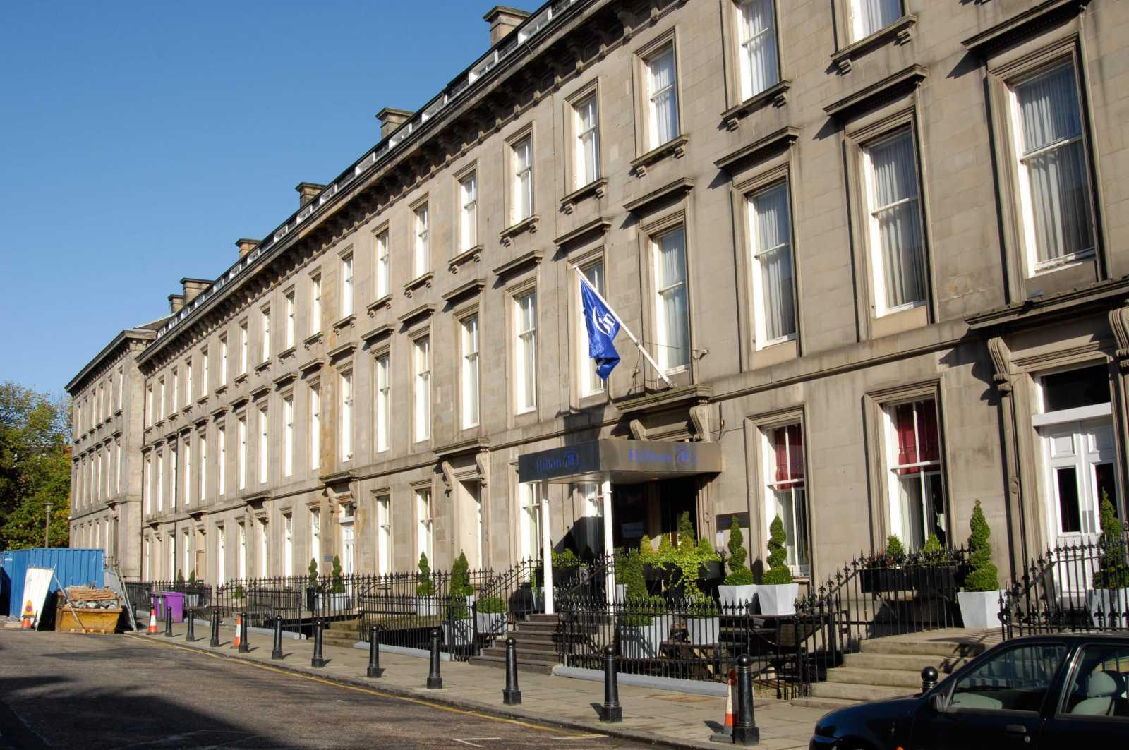 The Hilton Grosvenor Hotel Edinburgh