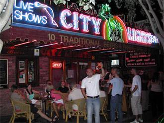 City lights bar in magaluf majorca spain bar music nightclub city lights bar aloadofball Gallery