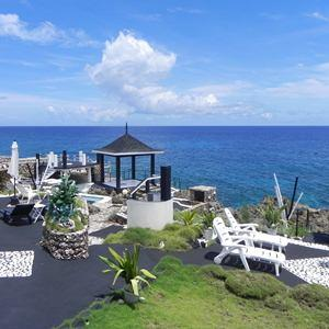 Jamaican Black And White Seaview Villa In Port Antonio Portland Jamaica Vacation Als