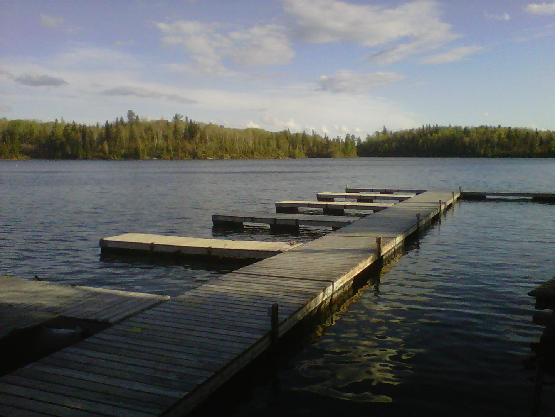 Cedar lake lodge in perrault falls kenora district for Ontario fishing lodges