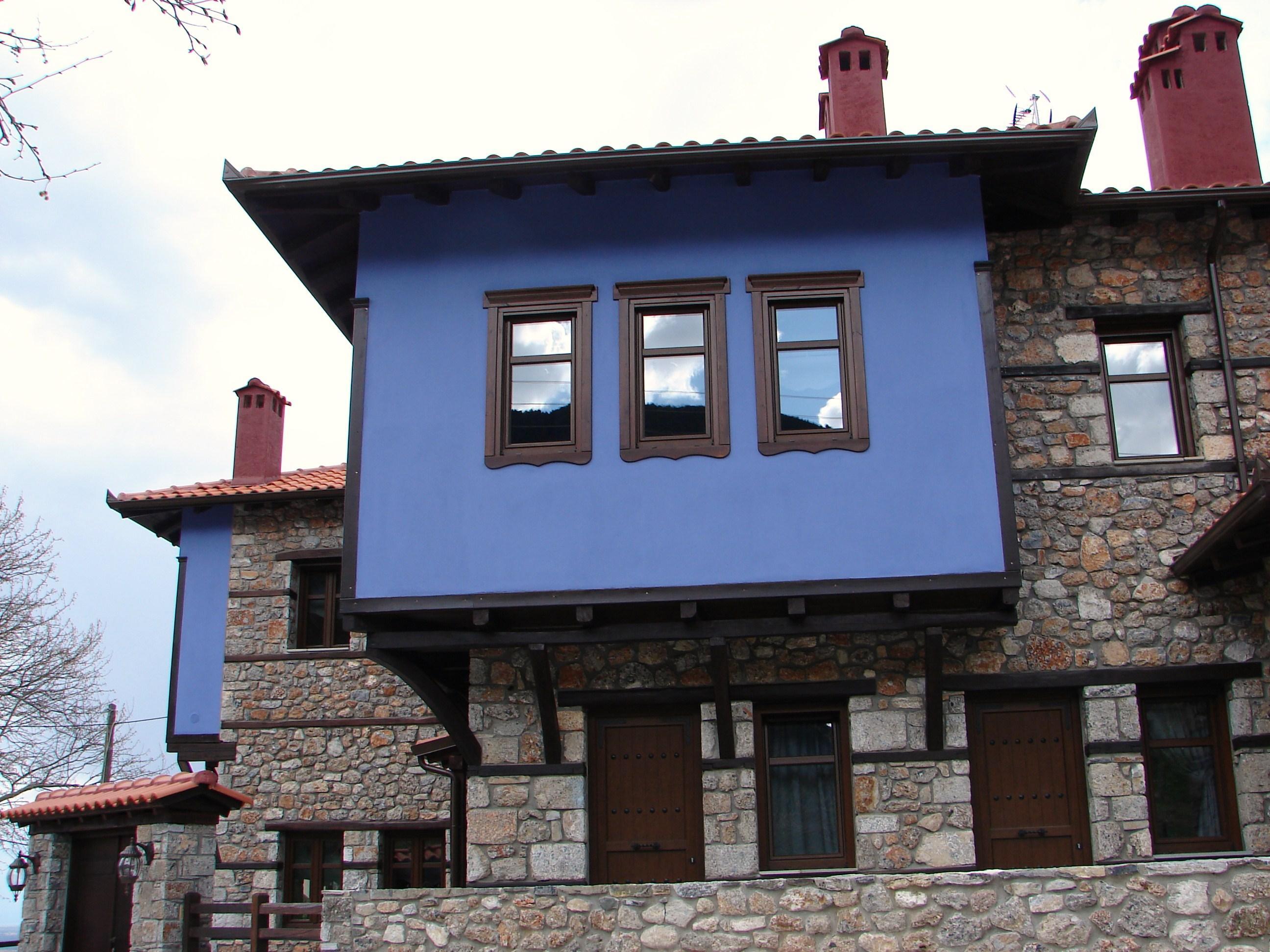 The palio litochoro in litochoro pieria greece for Boutique hotel companies